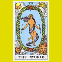 Tarot - Die Welt good-news-only.com